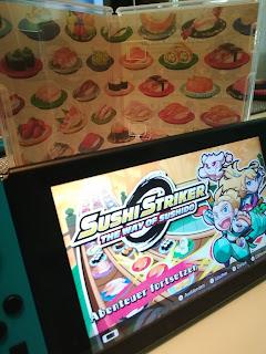 Nintendo Sushi Striker