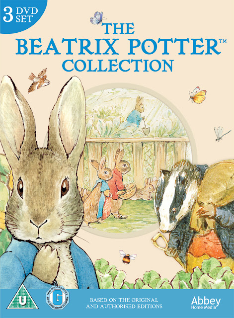 The Beatrix Potter Collection DVD REVIEW & COMPETITION