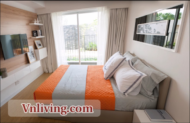 Big Masteri Bedrooms Masteri Thao Dien Apartment for rent 2 bedrooms