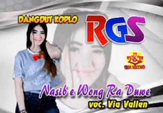 Lirik Lagu Nasib Wong Ra Duwe (Dan Artinya) - Via Vallen