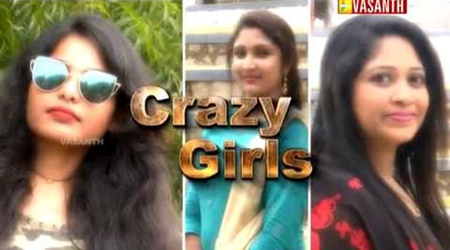 CRAZY GIRLS I DIWALI SPL I VASANTH TV