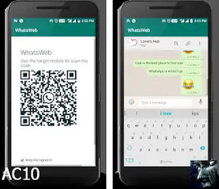 HACK WA WhatsWeb WebLite for Whatsapp