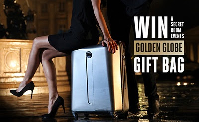 Win a Golden Globe Gift Bag from DELSEY USA