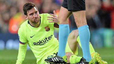 Barcelona 1 x 0 Manchester United  pela Quartas de final da Liga dos Campeões