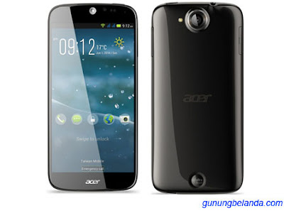 Cara Flash Acer Liquid Jade S55 Single dan Dual Sim