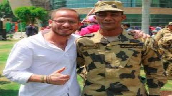 """محمد رمضان يتبرع بمليون جنيه لمستشفي """"القصر العيني"""""""