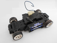 Arduino Maisto Monster Drift