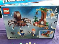 Sweet Suite 2018 LEGO Harry Potter Aragog's Lair Set