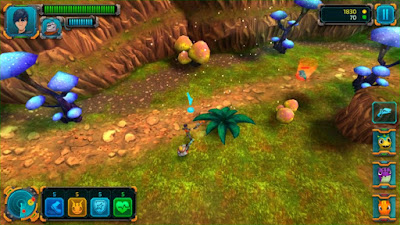 Slugterra Dark Waters Apk Data Mod Download