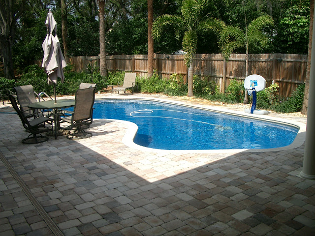 Backyard Landscaping Swimming Pool Design Ideas