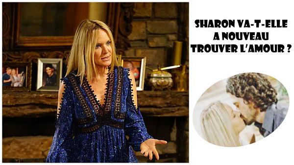 #LesFeuxdelAmour (#CBS) | Sharon a nouveau en couple ? #Spoilers