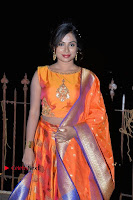 Telugu Actress Vrushali Goswamy Latest Stills in Lehnga Choli at Neelimalay Audio Function  0024.jpg
