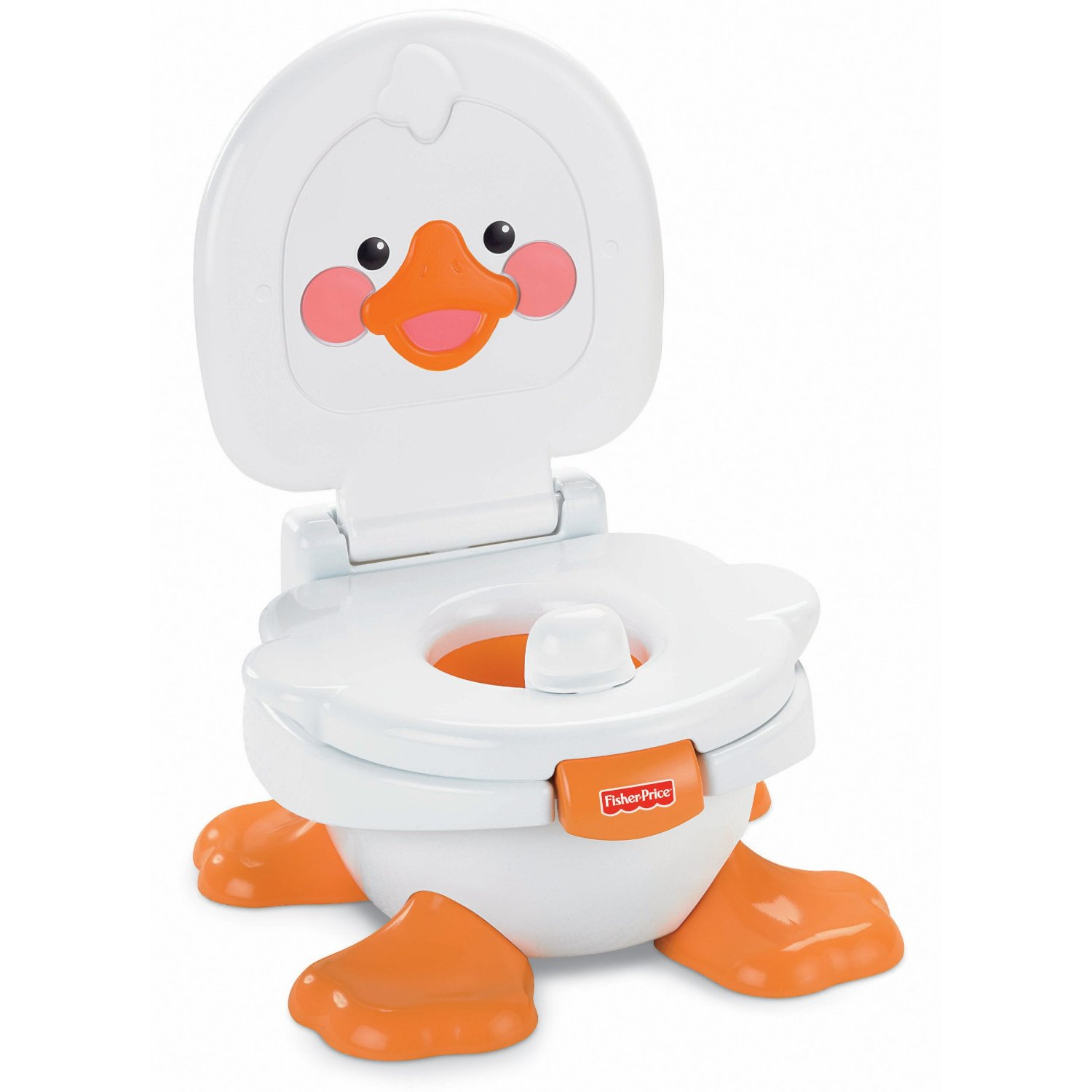 fisher price duck potty chair elle tufted desk time my lil 39 monster
