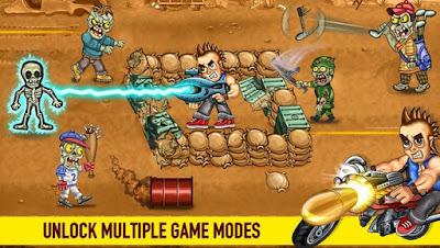 Downoad Game MOD OFFLINE Download Game Mod Last Heroes – Explosive Zombie Defense Shooting v1.3.0 + Mod