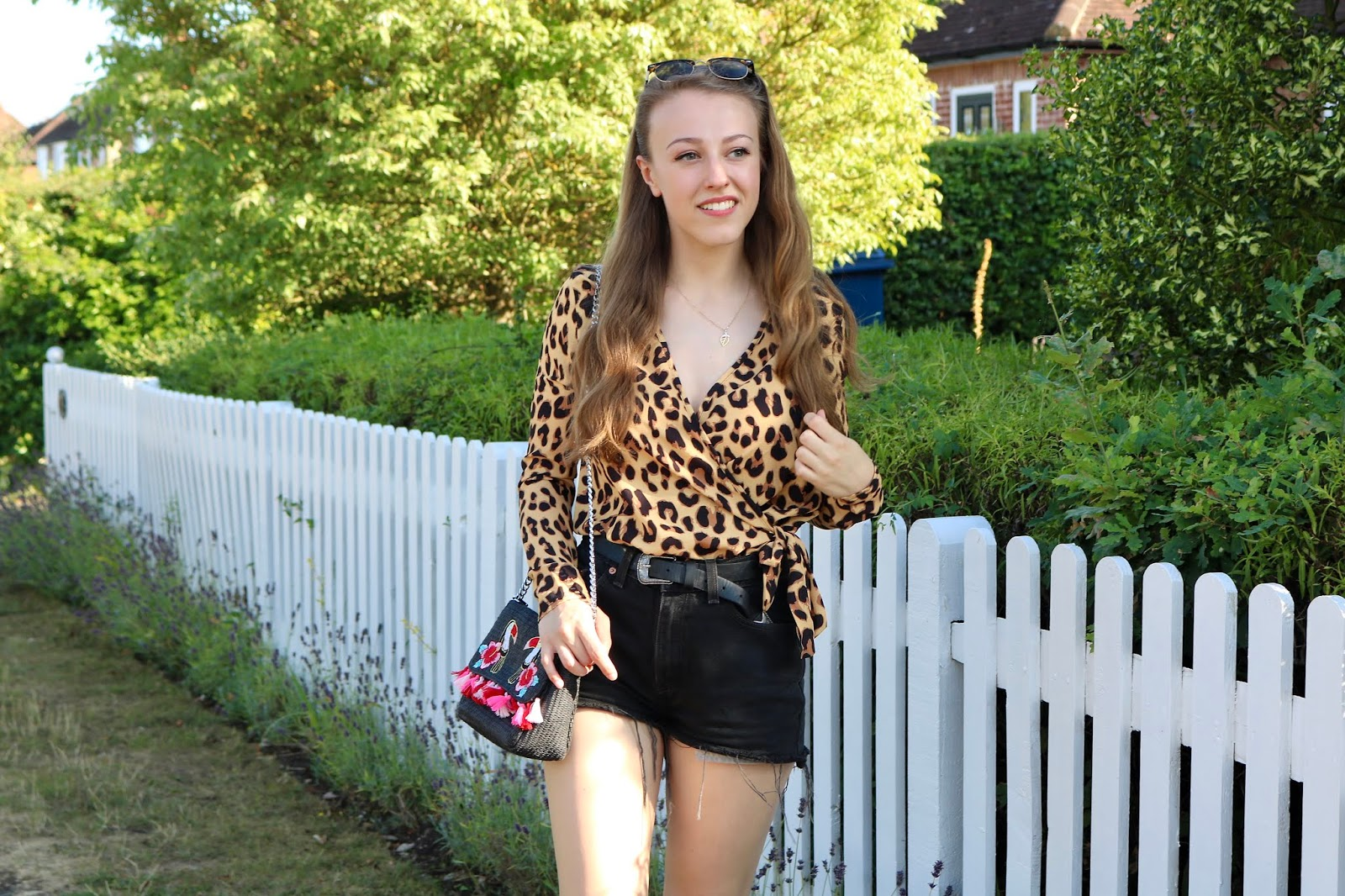 My Growing Obsession with Leopard Print