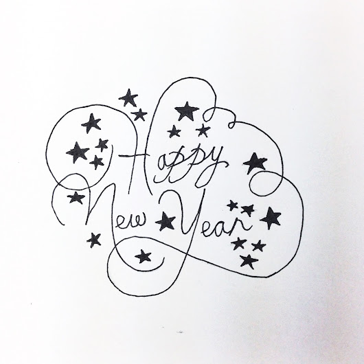 New Years Ramblings and Resolutions