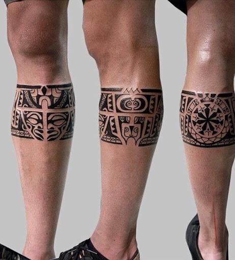 Se talvez você tenha conhecimento de línguas tribais ou você é um descendente de um, estes tipos de tatuagens são melhores para você. Poderia contar a sua história com a beleza.
