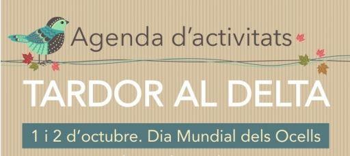 Activitats als Espais Naturals del Delta del Llobregat