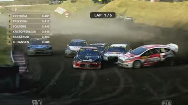 RallyCross Eriksson