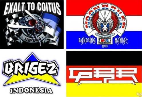 Geng Motor Legendaris asal Bandung