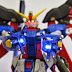 RG 1/144 Destiny Gundam - Custom Build with LED part 2 of 2