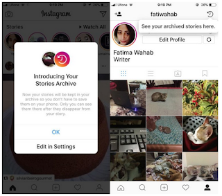 Cara membuat highlights di instagram untuk membuat sorotan cerita di Instagram