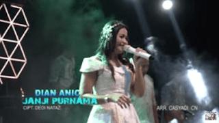 Lirik Lagu Janji Purnama - Dian Anic