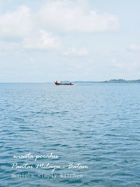 pemandangan dari perahu