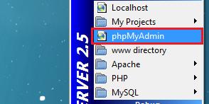 Asignar Contraseña al Root en Phpmyadmin en WampServer