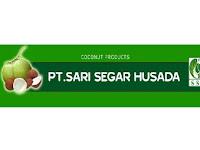 Lowongan Kerja PT Sari Segar Husada (SSH) Terbaru