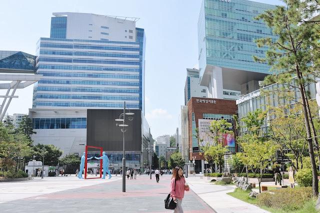 Digital Media City (디지털미디어시티)