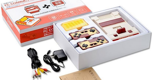 Fc Compact- Game Console