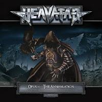 """Heavatar - """"Opus II - The Annihilation"""""""