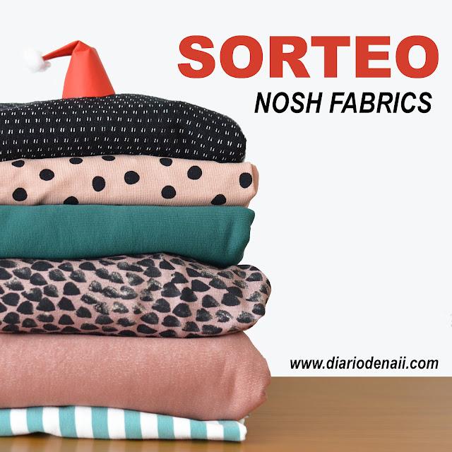SORTEO NOSH FABRICS