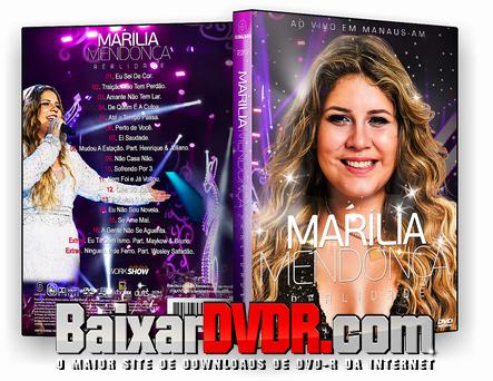 Marilia Mendonça – Realidade (2017) DVD-R OFICIAL
