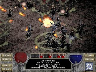 Download Diablo 1 Free Full Version Game PC