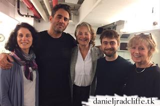 Daniel Radcliffe on NPR's Here & Now