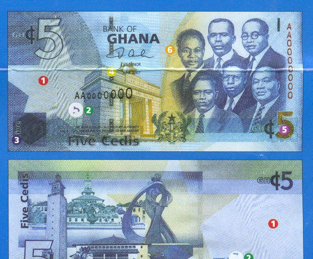 BoG to issue new GH¢5 notes in March