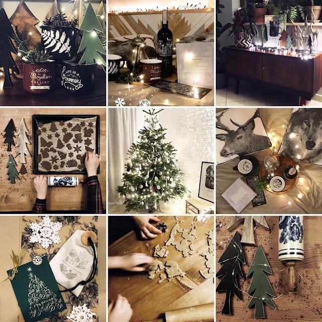 Tagi i zawieszki do pakowania prezentów na Gwiazdkę i Boże Narodzenie, do pobrania i wydrukowania za darmo, nie do użytku komercyjnego. Jak zapakować prezenty na Święta? Zobacz na www.any-blog.pl