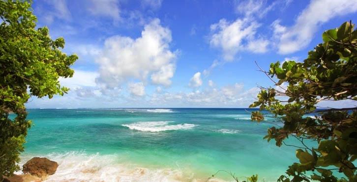 Pantai Green Bowl Hidden Beach