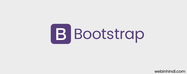 Bootstrap-hindi