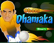 Dhoni Dhamaka