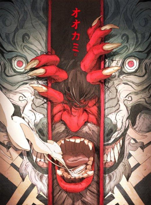 Chun Lo artstation deviantart arte ilustrações fantasia ficção científica cultura pop oriental
