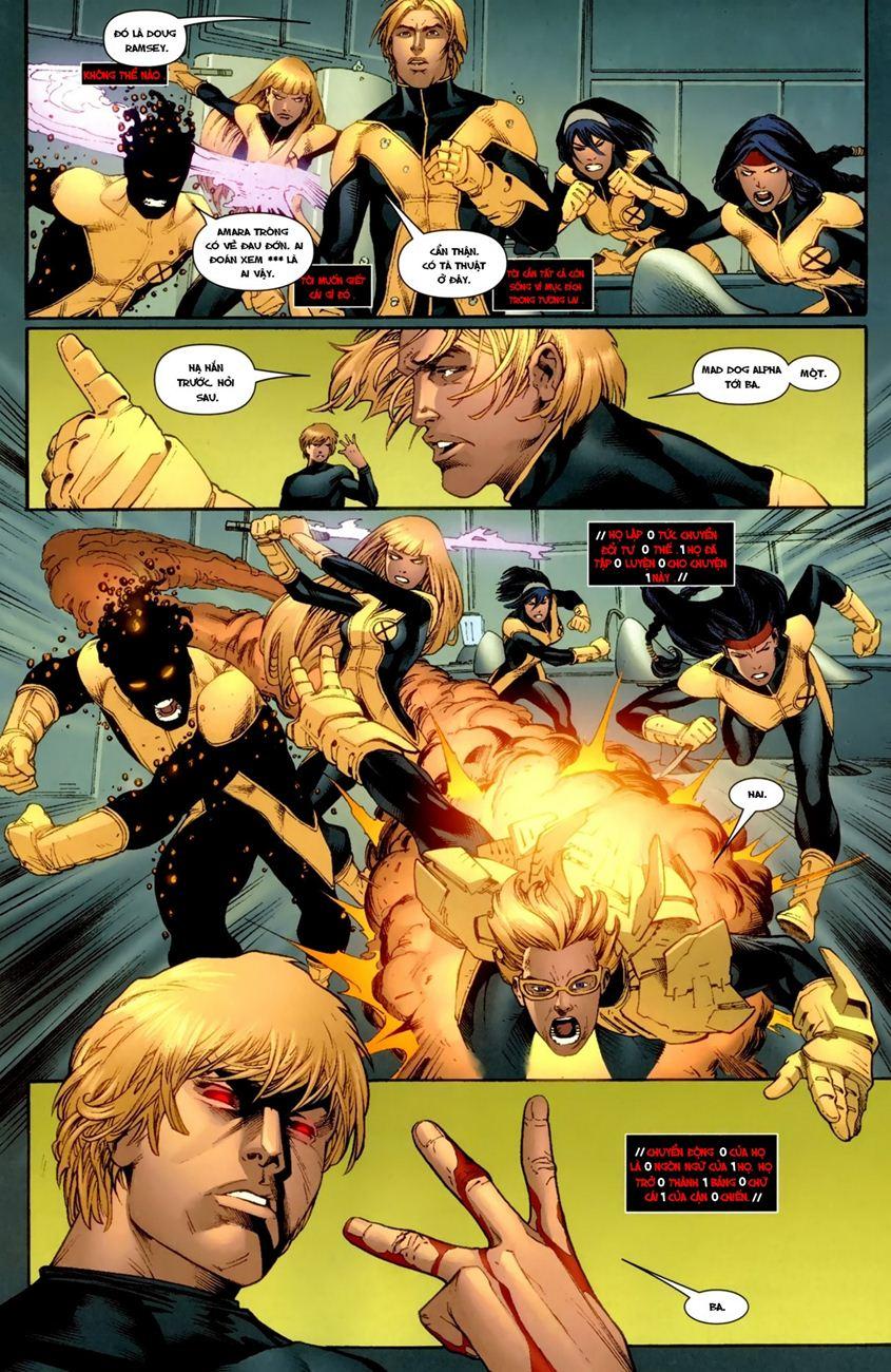 X-Men Necrosha chap 2 trang 13