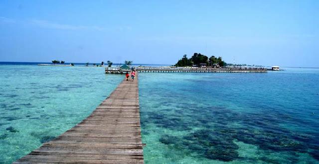 Ini Pesona Wisata Pulau Tidung di Jakarta