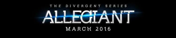 Divergant Allegiant Film Banner