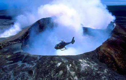 Group Packages Wellness Hawaii : Helicopter Tour in the