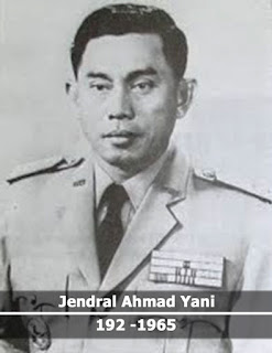 Biografi Jendral Ahmad Yani Lengkap Beserta Strukturnya