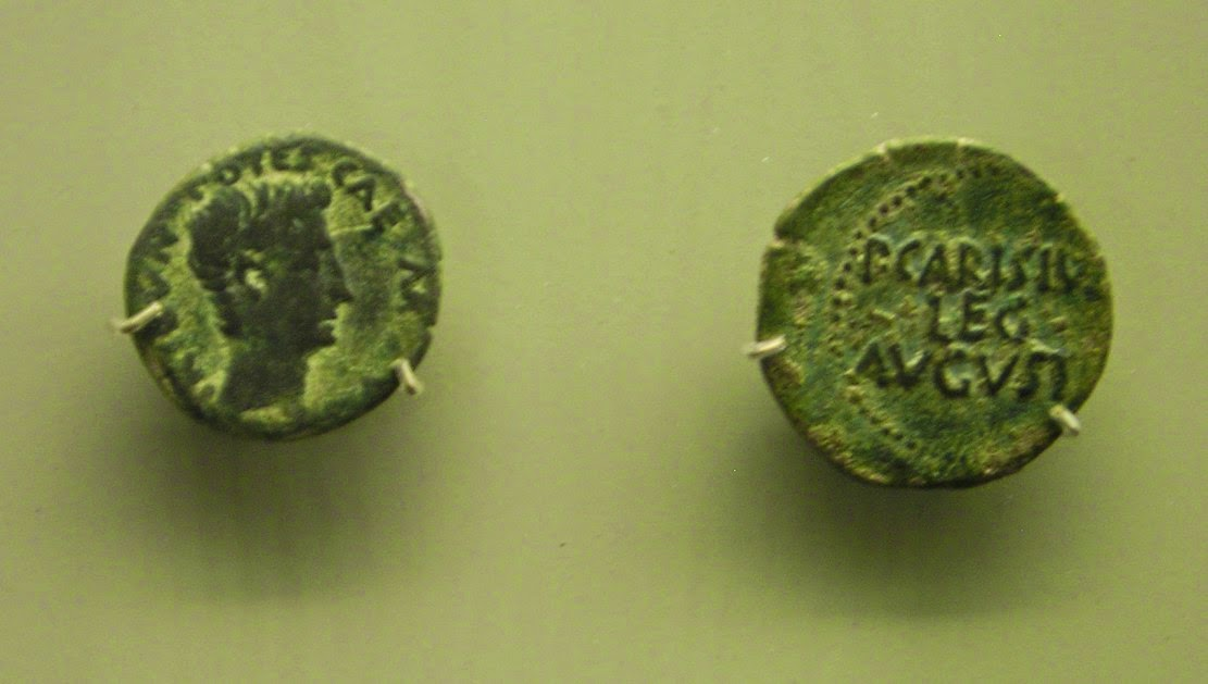 Pago de lo indebido y moneda romana