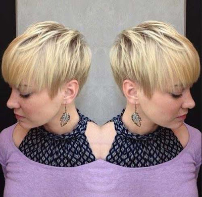 4 Latest Short Haircuts for Straight Thick Hair